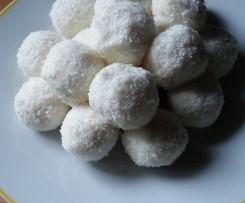 Kokoskugeln / Raffaello (low Carb)