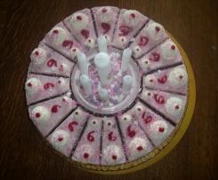 Himbeer- Sahne- Torte schnell, einfach, lecker