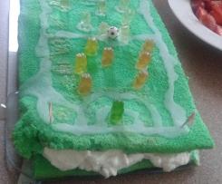 Fußball - Kuchen