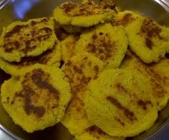 Couscous-Möhren-Küchlein