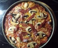 Sauerkrautboden Pizza - Logi tauglich