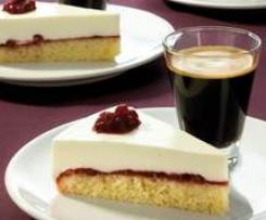 Preiselbeer-Joghurt-Torte (WW tauglich)