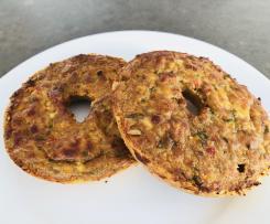 Variation Aufstrich für leckere Baguette Brötchen - schnell gemacht-
