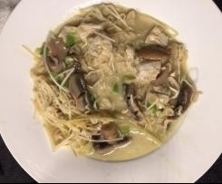 Thaisuppe mit Zitronengras ww