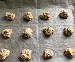 Macadamia Mars Cookies