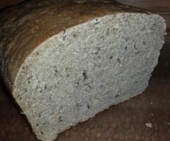 Roggenbrot mit Kümmel - Real NY Jewish Rye Bread