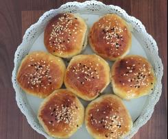 Türkische Brötchen / Mahlepli Poğaça