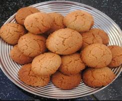 Erdnussbutter-Kekse aus Surinam
