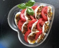Rucola-Tomaten-Pesto