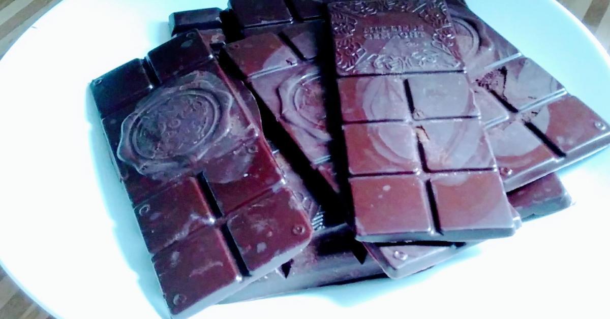 schokolade kuvert re vegan schnell und leicht gemacht von. Black Bedroom Furniture Sets. Home Design Ideas