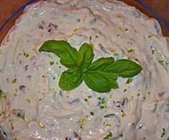 "Salatsauce Dressing ""Germany meets Italia"""