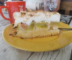 Jacky´s Rhabarber-Baiser-Kuchen