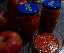 Goji-Apfel-Marmelade