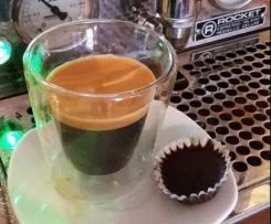 Espresso-Eiskonfekt