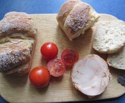 Weizenzwirblis (Mini-Brote)