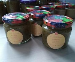 Kiwi-Apfel-Zimt Marmelade