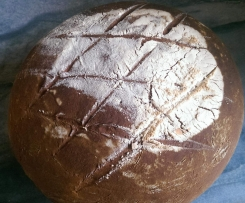 Topinambur - Brot