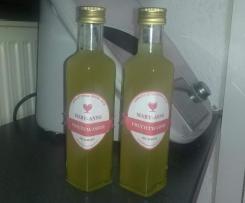 Mary-Anns Fruchtwasser / Zitronen Limonade mit Licor 43