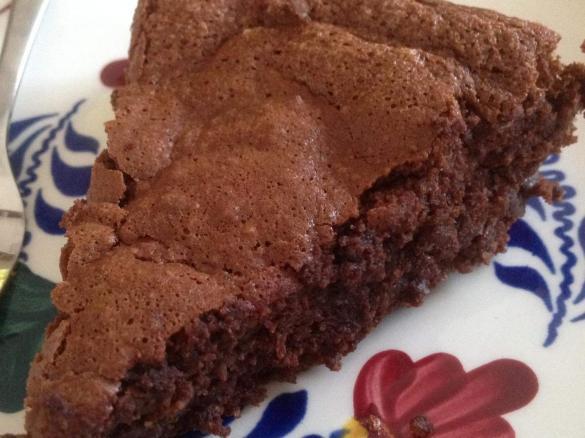 Saftiger Schokoladenkuchen Ohne Mehl Und Ohne Fett Von Ankypanky
