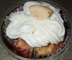 Apfel-Cupcakes