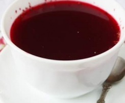 Rote Beete Suppe (Barszcz)