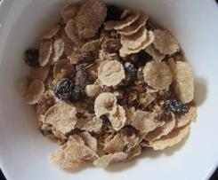 Crunchy Müsli - VOLLWERTIG