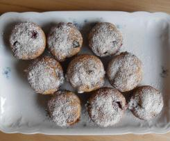 Joghurt Muffins mit Johannisbeeren