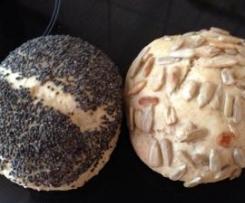Dinkel bzw. 5 Korn Semmeln