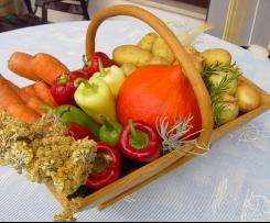 fruchtige Gemüsesoße zu Nudeln