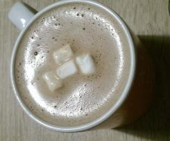 Heiße Schokolade mit Kokosgeschmack, mega lecker