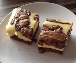 Cheesecake - Brownies