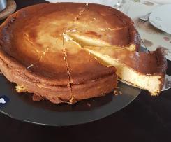 Käsekuchen (glutenfrei/ high carb)