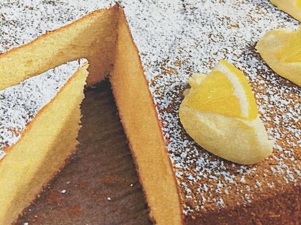 Zitronen Olivenol Kuchen Von Rottifan Ein Thermomix Rezept Aus