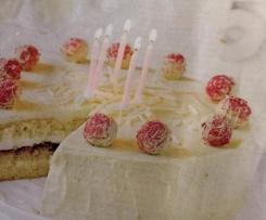 Champagner Trüffel Torte