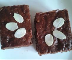 Lebkuchen-Brownies    lecker und saftig
