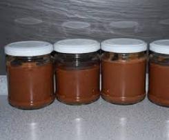 Mandel-Schoko Creme
