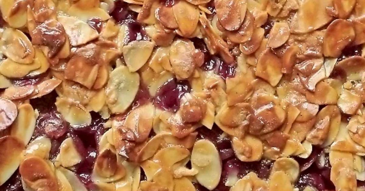 Kirsch Mandel Kuchen Von Seemoewe Ein Thermomix Rezept Aus Der