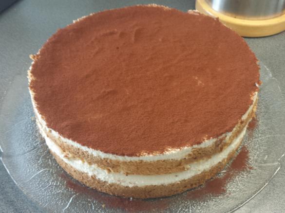 Tiramisu Torte Vegan Von Chris63110 Ein Thermomix Rezept Aus Der
