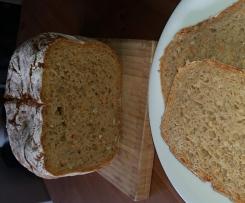 Dinkel-Karotten-Brot