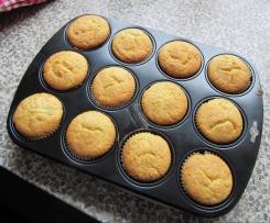 Vanillejoghurt Muffins