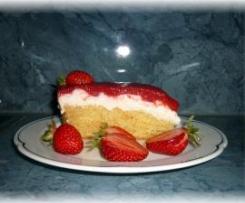Erdbeertorte fruchtig und lecker