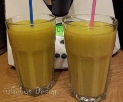 Gurken-Mango-Shake