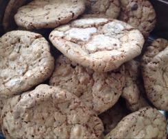 Schoko Müsli Cookies
