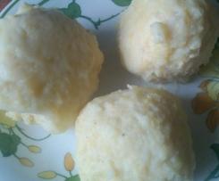 Variation von Kartoffelklöße glutenfrei