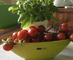 Tomate Basilikum Dip - Der Beste!!!