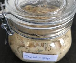 Dattel-Dip