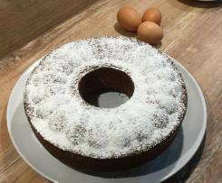 Rotwein Schokoladen Kuchen Traum ❤️ Saftig und ohne Nüsse