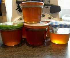 Löwenzahnsirup Honigersatz