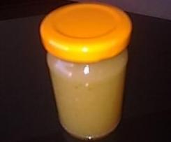 Bananenmarmelade  - süße Sünde