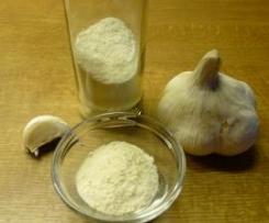 Knoblauchpulver -glutenfrei-